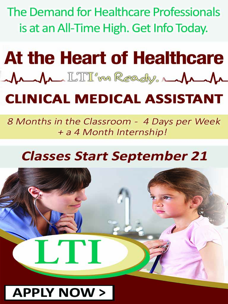 Learn Phlebotomy At Lbi Lti Laurel Business Institute Laurel